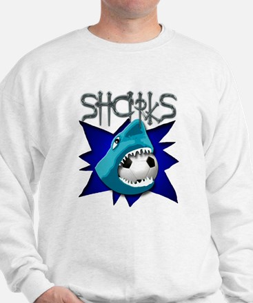 Soccer Team: Sharks Sweatshirt