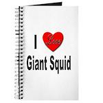 I Love Giant Squid Journal