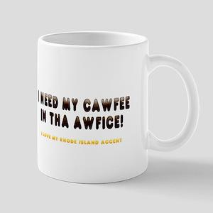RI Accent Mug