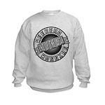 Weekend Warrior Kids Sweatshirt