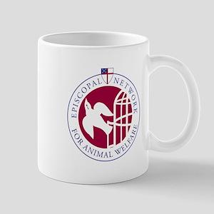 ENAW Red cropped Mugs