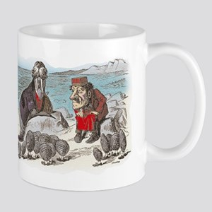 The Walrus and the Carpenter Mug