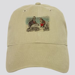 The Walrus and the Carpenter Cap