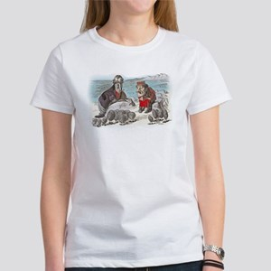 The Walrus and the Carpenter Women's T-Shirt