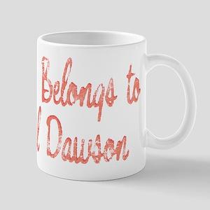 Heart Michael Dawson Mug