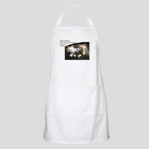 Note to Self: Apron