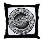 Weekend Warrior Throw Pillow