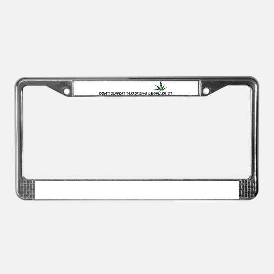 Norml License Plate Frame