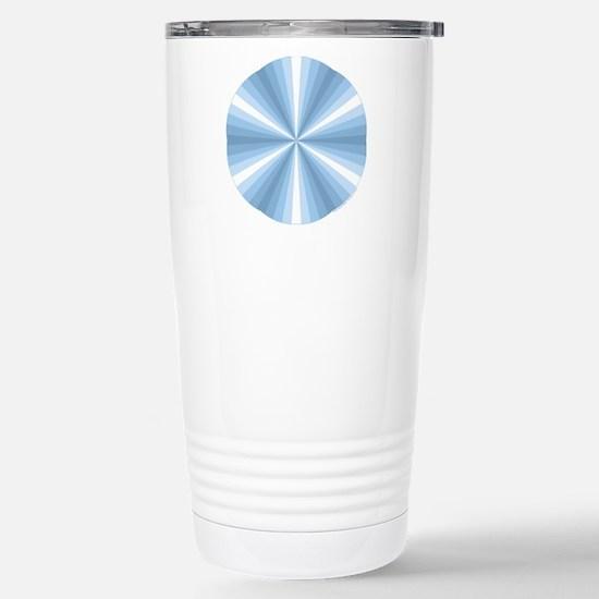 Winter Illusion Stainless Steel Travel Mug