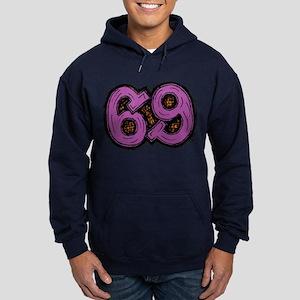 69 Hoodie (dark)