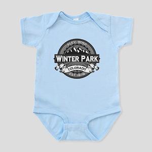 Winter Park Grey Infant Bodysuit