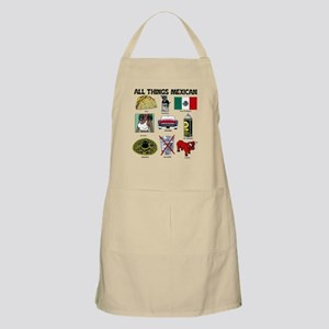 All Things Mexican Apron