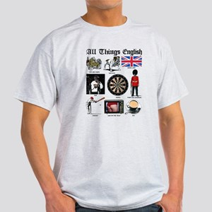 All Things English Light T-Shirt