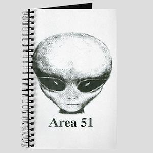 Area 51 Alien Journal