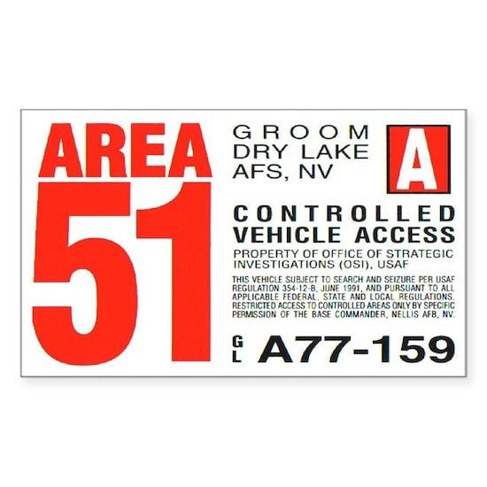 Parking Decal Sticker