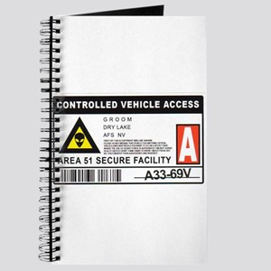 Area 51 Controlled Parking Pa Journal