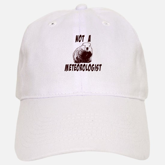 The Truth About Groundhogs Baseball Baseball Cap