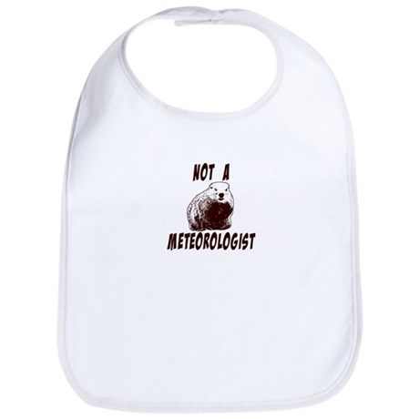 The Truth About Groundhogs Bib