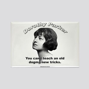 Dorothy Parker 01 Rectangle Magnet