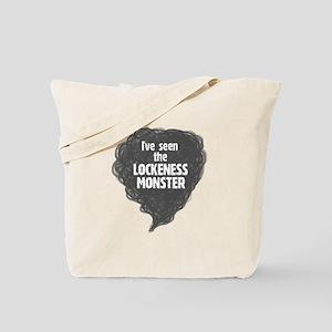 Lockeness Monster Tote Bag