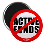 NO Active Funds Magnet