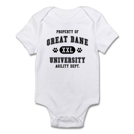 Property of Great Dane Univ. Infant Bodysuit