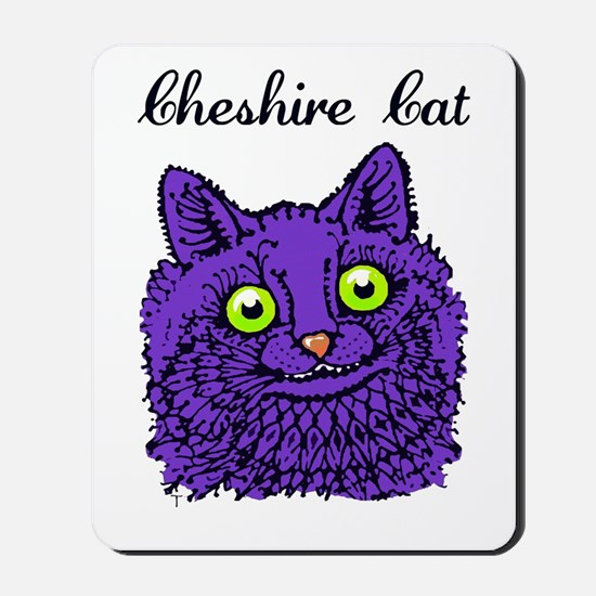 Cheshire Cat Mousepad