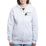 Kitty Corner Women's Zip Hoodie