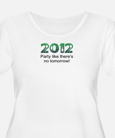2012 Party T-Shirt