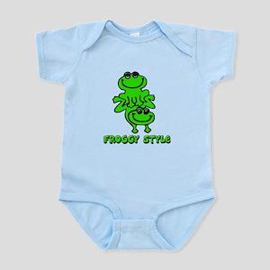 Froggy style Infant Bodysuit