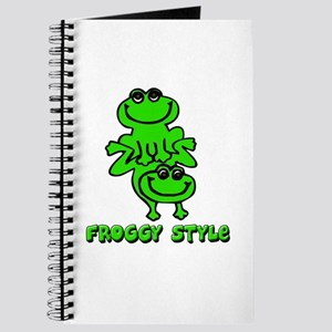 Froggy style Journal