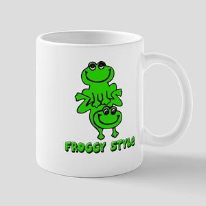 Froggy style Mug