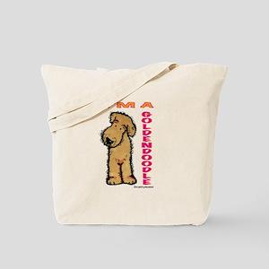 I'm a Goldendoodle Tote Bag