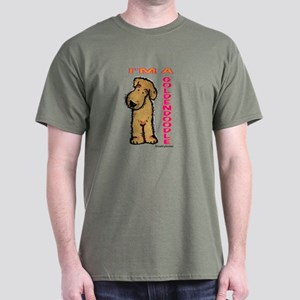 I'm a Goldendoodle Dark T-Shirt