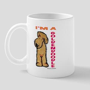 I'm a Goldendoodle Mug