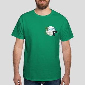Daily Grind Stripper Dark T-Shirt