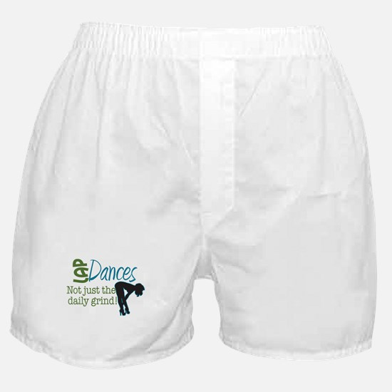 Daily Grind Stripper Boxer Shorts