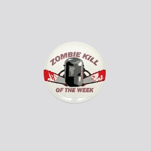 Zombie Kill Of The Week Mini Button