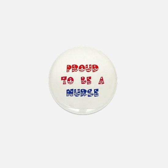 Funny Nurse practitioners Mini Button