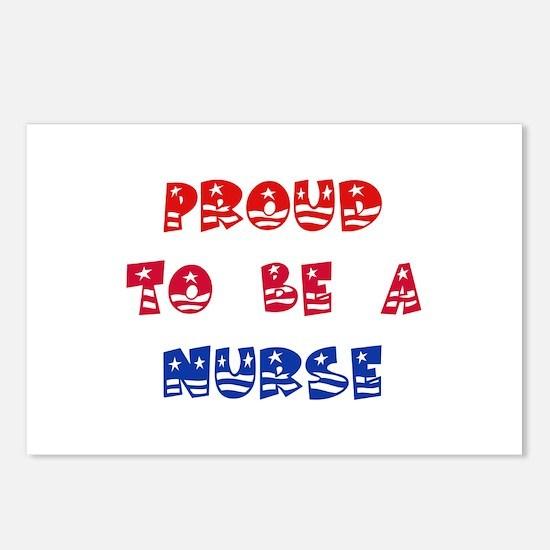 Unique School nurse day Postcards (Package of 8)