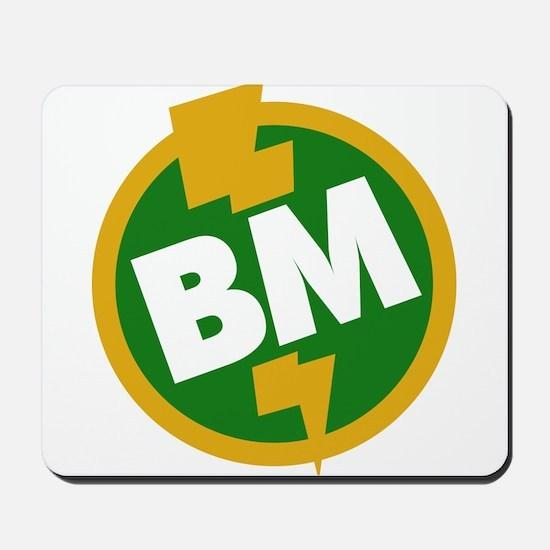 Best Man - BM Dupree Mousepad
