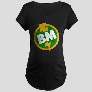Best Man - BM Dupree Maternity Dark T-Shirt