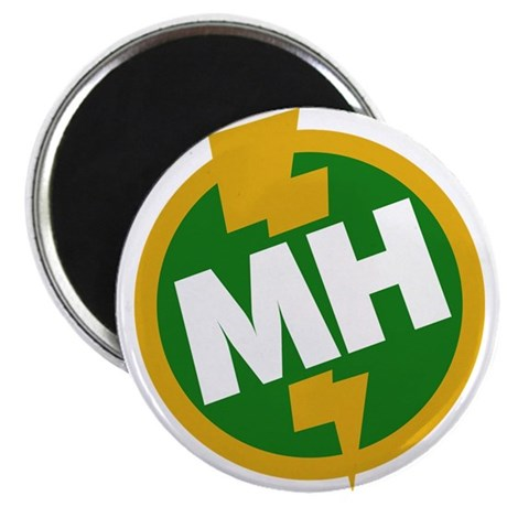 """Maid of Honor 2.25"""" Magnet (10 pack)"""