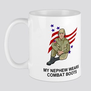 172nd Stryker Bde <BR>&quot;My Nephew&quot; 11 Ounce Mug