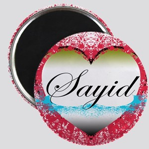 Sayid LOST Magnet