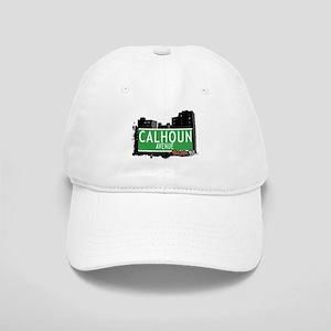 Calhoun Av, Bronx, NYC Cap