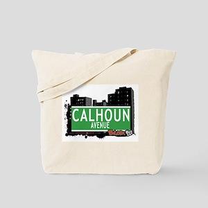 Calhoun Av, Bronx, NYC Tote Bag