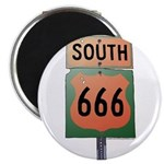 Route 666 Magnet
