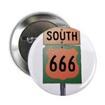 "Route 666 2.25"" Button (10 pack)"