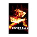 Mini Dragon Claw Poster